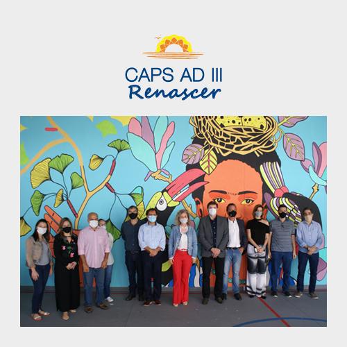 Inauguração CAPS AD III Renascer